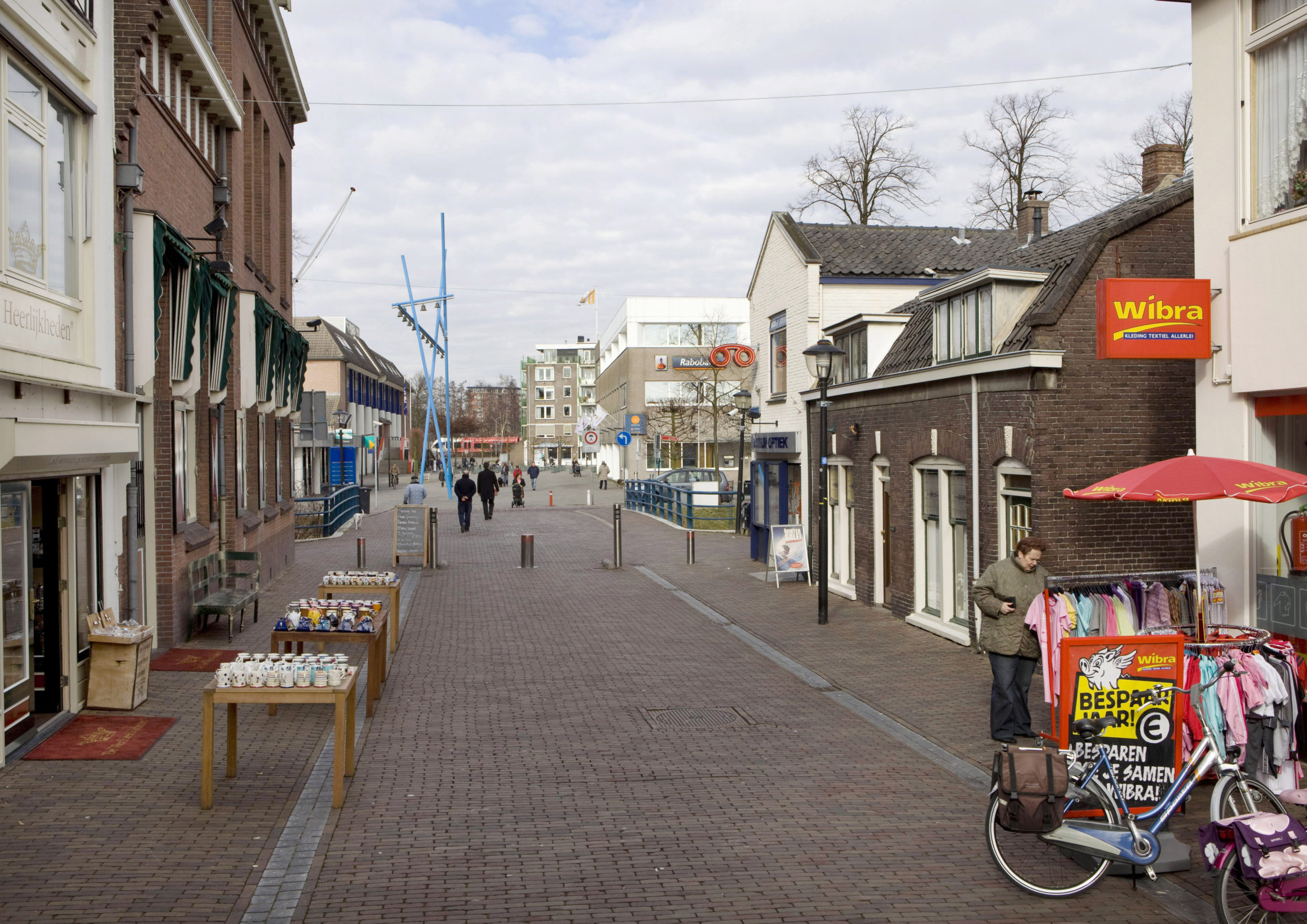 Leerdam, Fonteinstraat, The Netherlands, 2009