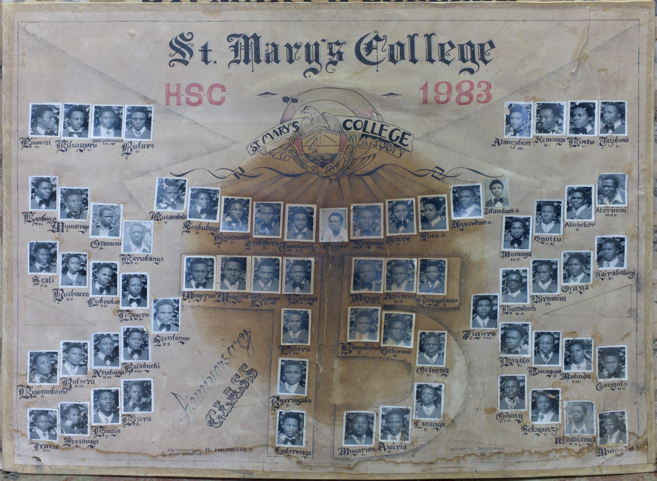 Ebifananyi 6_St. Mary's College Kisubi
